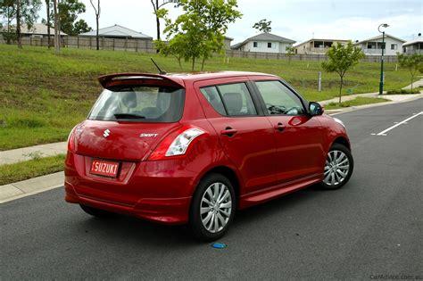 Suzuki Car Review Suzuki Glx Review Caradvice