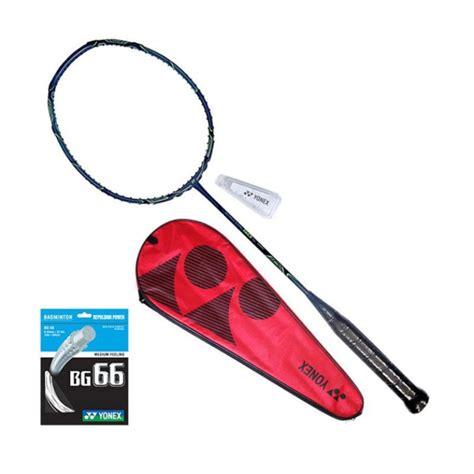 Raket Yonex Blacken jual yonex voltric 50 e tune black raket badminton