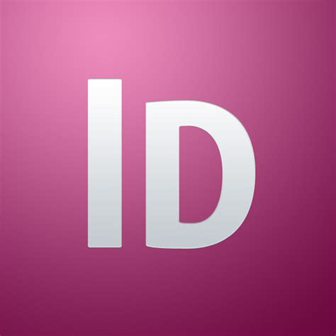indesign icon 600x600px icon for adobe indesign i found
