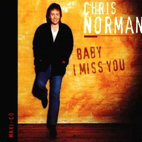 baby i you singles chris norman official site