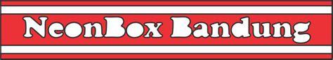 Neon Box Foto Besar 1 harga neon box bandung jasa pasang spanduk murah bandung