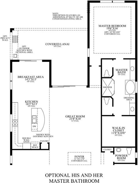 his and her bathroom floor plans 1000 images about colorado bathroom on pinterest