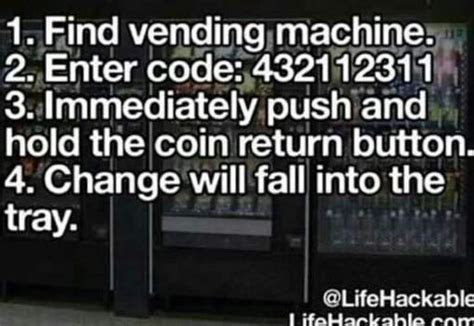 hack ideas code 10 ideas about vending machine codes on vending machine hack school pranks and