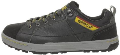 Caterpillar Safety Semi Boot caterpillar brode s1p low mens pepper safety trainer shoes