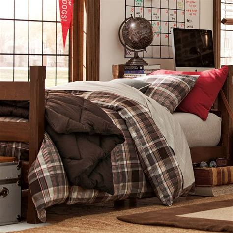 solid brown comforter solid comforter sham brown pbteen