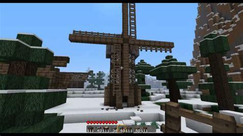 tutorial windmill youtube minecraft windmill tutorial youtube