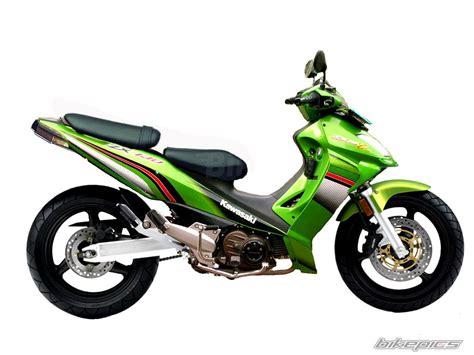 Sparepart Kawasaki Zx 130 2005 Kawasaki Zx 130 Picture 714227