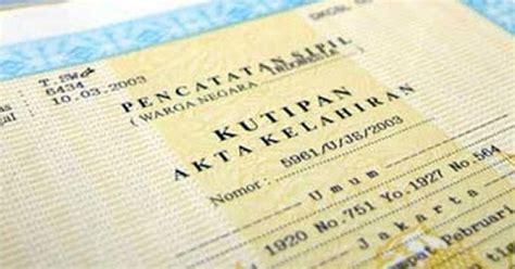 syarat membuat paspor anak 2014 syarat membuat akte kelahiran anak bloggues com info