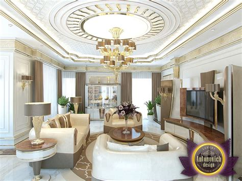 Living Room Designs Uae Luxury Antonovich Design Uae Family Living Room Design