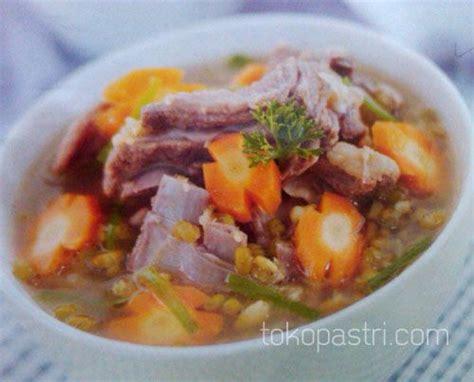 cara membuat yoghurt kacang hijau resep cara membuat sup iga kacang hijau tokopastri