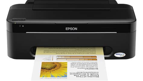 Printer Epson T13x Epson Stylus T13x Printer Driver