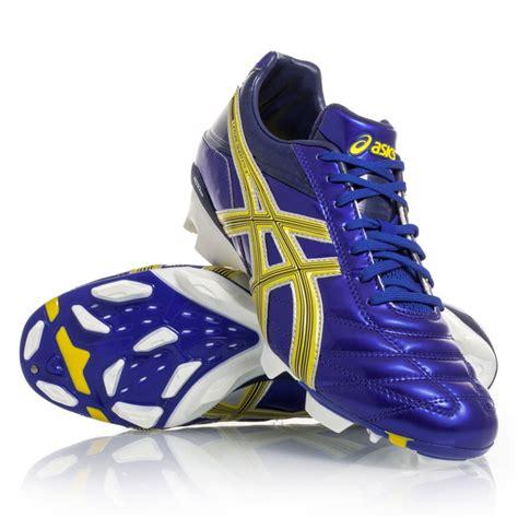 Asics Football Gear asics lethal cs 3 sk mens football boots blue wattle navy sportitude
