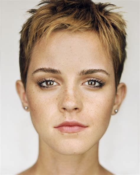 Makeup Pixy Hair Styles Make Up On Watson