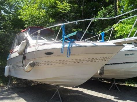 maxum boat dealers ontario maxum 2300 scr aft cabin 1991 used boat for sale in elgin