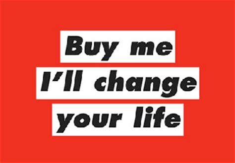 barbara kruger & futura bold oblique | megan power