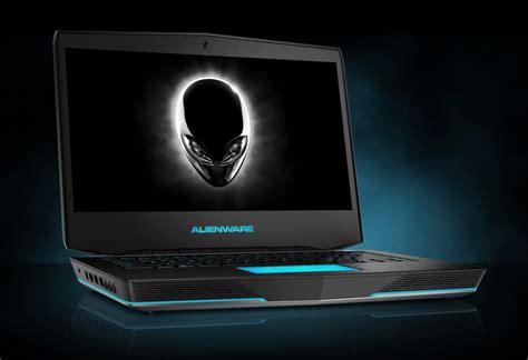 Laptop Dell Alienware view dell advantage