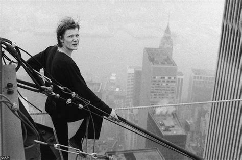 Phillipe New She Is 18 by The Walk About Philippe Petit Is So Scary It Is