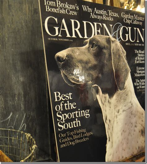 Garden And Gun Houston Cote De Brown Hosts Garden Gun