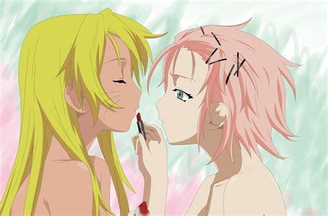 yuri mangas yuri anime naruko and
