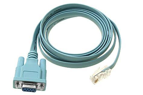 Kabel Console Cisco Db9 To Rj45 Limited cable de consola cisco serial db9 a rj45 4 900 en