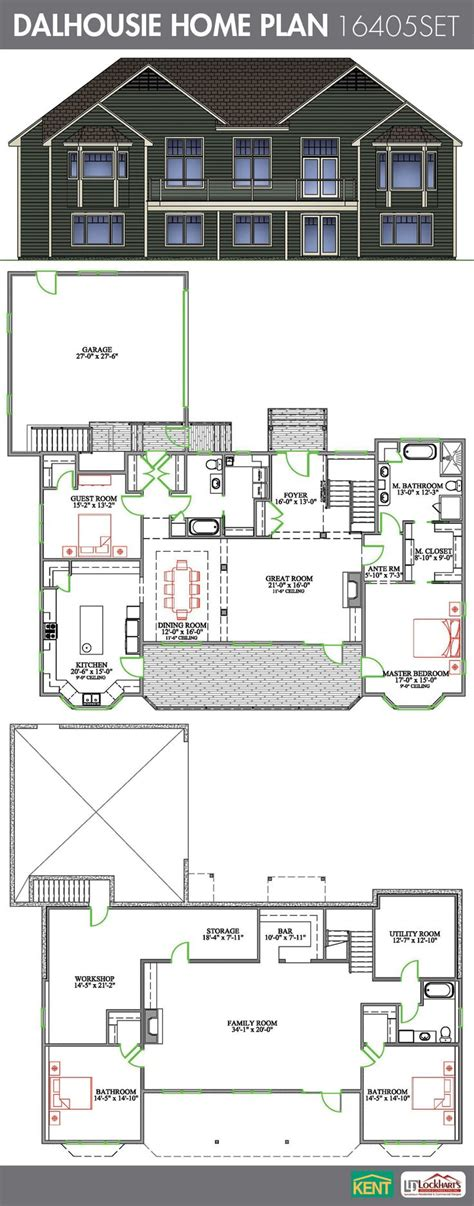Ardmore 3 Floor Plan 100 houses with big garages mudroom plans with pantry and