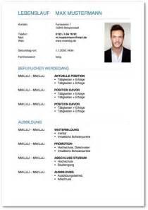 tabellarischer lebenslauf gratis vorlagen tipps karrierebibel de