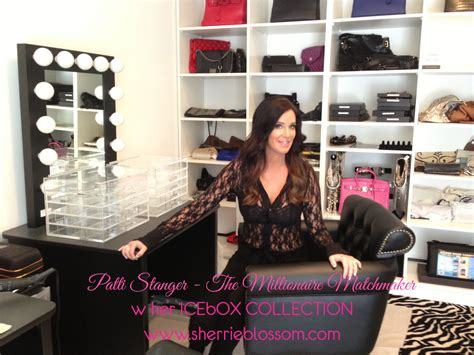 kim kardashian makeup organizer in her bathroom icebox by sherrieblossom voted best design kardashian