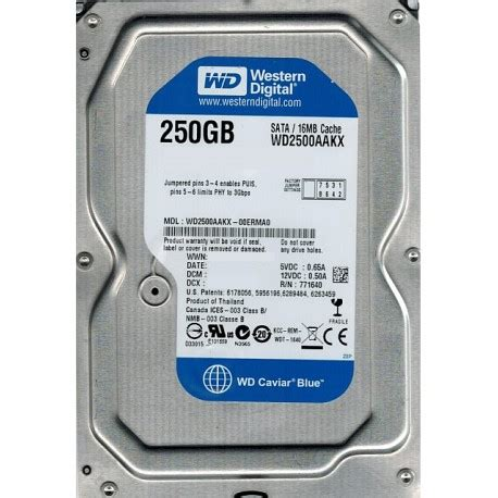 Hdd Wd 250gb ổ cứng hdd wd caviar blue 250gb 3 5