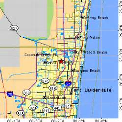 where is coconut creek florida on map coconut creek florida fl population data races