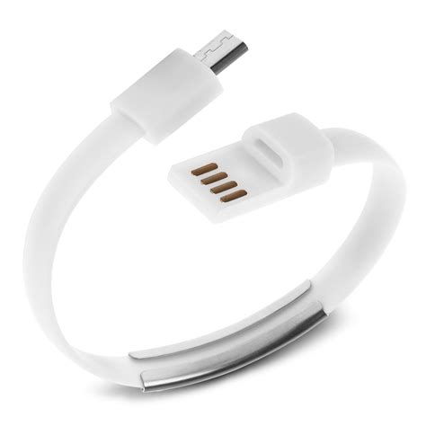 Charger Micro Usb micro usb to usb cable bracelet charger data sync cord for