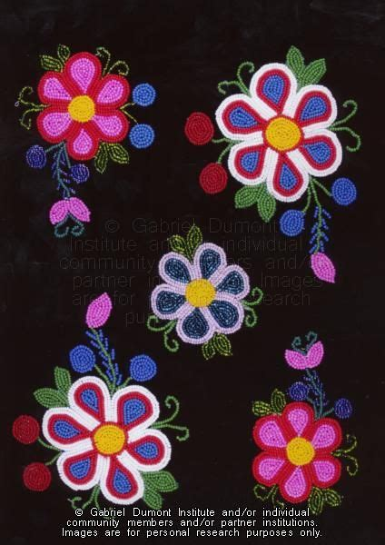 beadwork metis the museum of m 233 tis history and culture beading