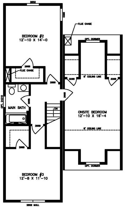 sheridan homes floor plans sheridan 3030 archived modular home db homes