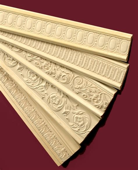 Decorative Wooden Mouldings For Furniture by Outwater S Newly Introduced Wood Moulding And Millwork