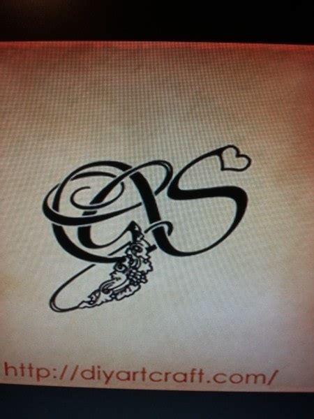 lettere intrecciate tatuaggi iniziali intrecciate pin tatuaggi lettere md