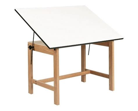 Solid Wood Drafting Table Alvin Titan Solid Oak Wood Drafting Table Wob42 Tiger Supplies