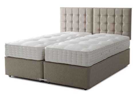 zip and link bed jones tomlin hypnos beds divan set options