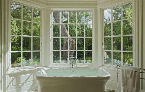 master bath bay window tub baths pinterest