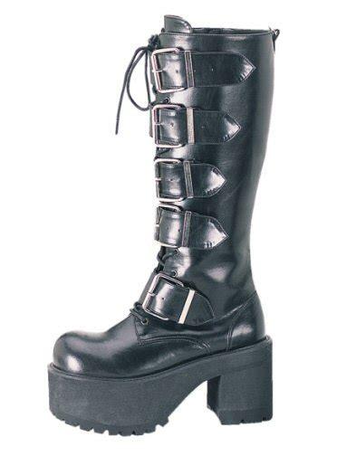 mens platform boots ranger s platform boots
