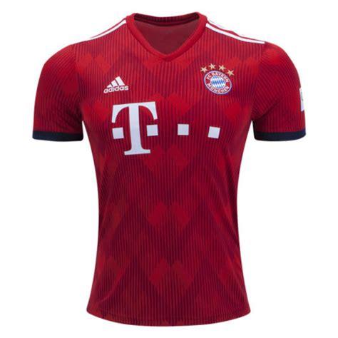 Kaos Bayern Munchen 04 jersey bayern munchen home 2018 2019 jersey bola grade