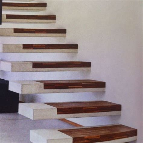 Floating Concrete Stairs And Landing 849 best design stairs railings images on banisters stairs and stairways