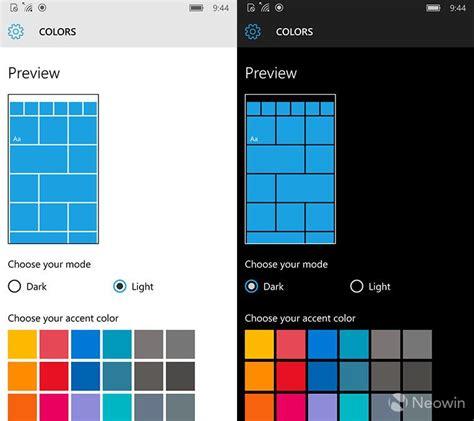 windows 10 dark theme tutorial windows 10 dark theme coming with anniversary update