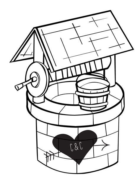 Wedding Registry Clipart by Wishing Well Wedding Clipart Best