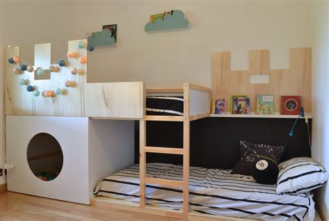 kura bed 8 ways to customize ikea kura bed mommo design
