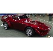 1968 Corvette 1972 Ridler Winner Scorpion 4 X Turbo