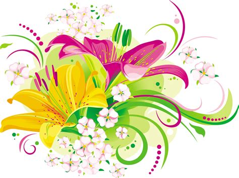 design foto vector flowers vectors png transparent flowers vectors png images