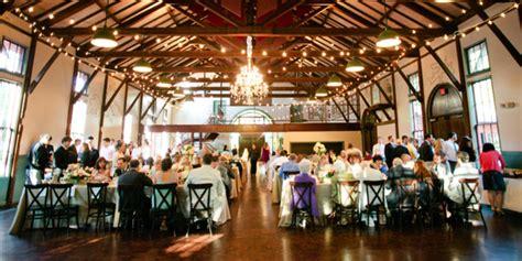 barn wedding venues in atlanta the trolley barn weddings get prices for wedding venues