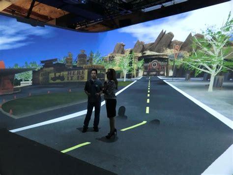 Game Room Floor Plans disney imagineering s digital immersive showroom is a