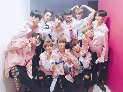 wanna one wanna one to reportedly make first radio appearance this