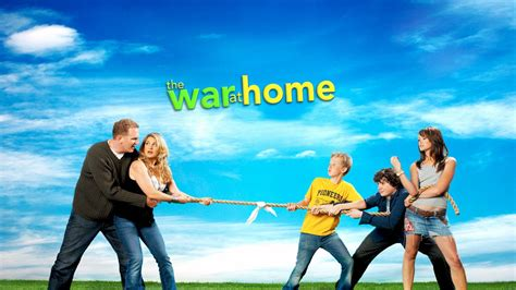 The War At Home Tv Show by The War At Home Serie Tv 2005 2007