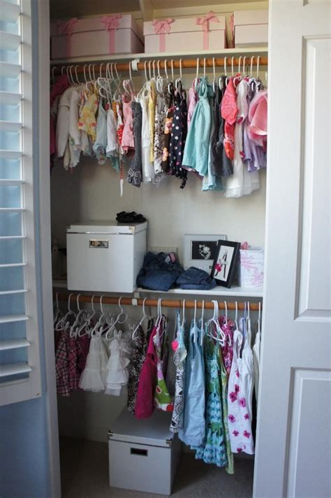 bedroom organization pinterest closet organization kid s bedroom baby kid items